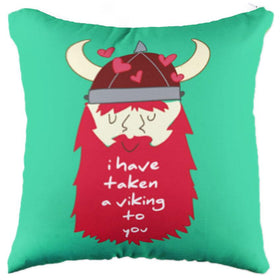 Mr Viking Pillow Case