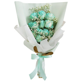Turquoise Roses