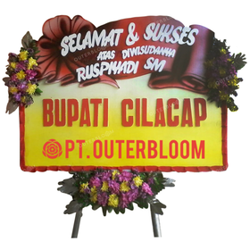 AIA PAPAN BUNGA WEDDING L1 021