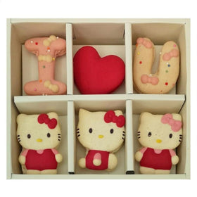 Le Sucre I Love You Series Hello Kitty