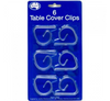 Table Cover Clips