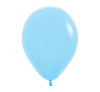 Blue 30cm Latex Birthday Party Balloon
