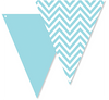 Blue Chevron Bunting Product Page