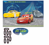 Disney Cars Birthday Party Blindfold Game