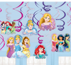 Disney Princess Dream Big Hanging Swirls