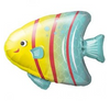 Fish Foil Party Balloon