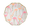 Flamingle Party Plates