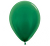 Green 30cm Latex Birthday Party Balloons