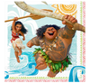 Moana Birthday Party Lunch Napkins