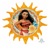 Moana Foil Helium Birthday Party Balloon