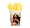Moana Birthday Party Cups