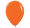 Orange 30cm Latex Birthday Party Balloon