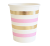 Pink & Gold Cup