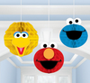Sesame Street Hanging Honeycomb Characters
