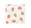 Strawberry Surprise Napkins