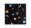 To the Moon Outer Space Napkins