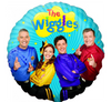The Wiggles Birthday Party Foil Balloon