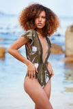Protea Plunge One-Piece