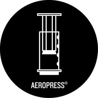 Brew with Aeropress