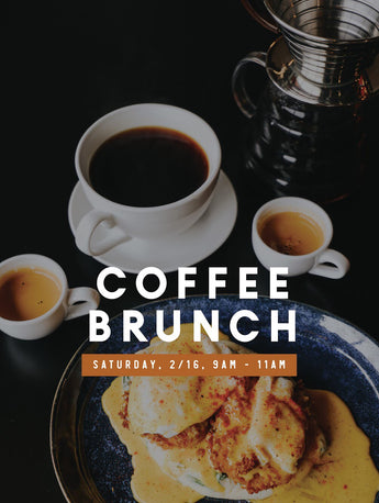 Coffee Brunch at McLain's Market - February 16th, 2019