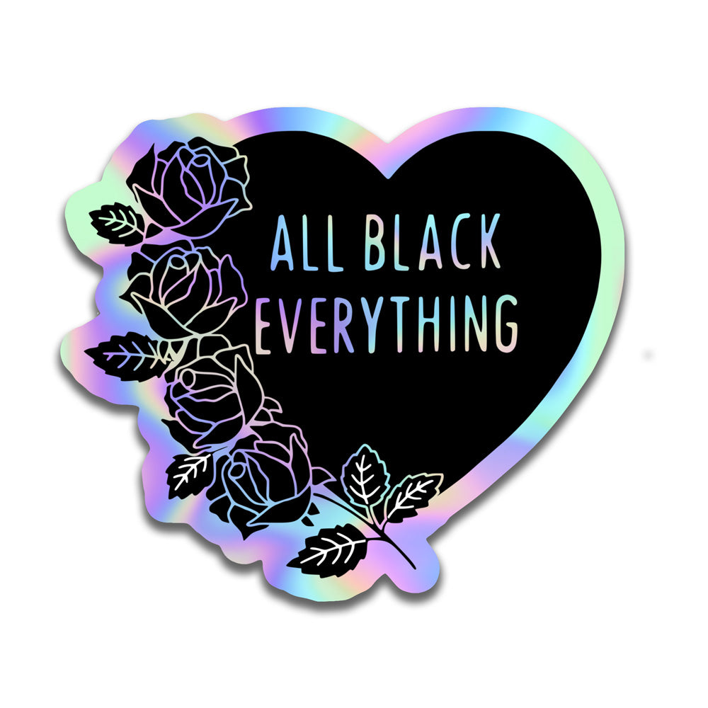 All Black Everything Spring [Limited Edition Seasons Collection]