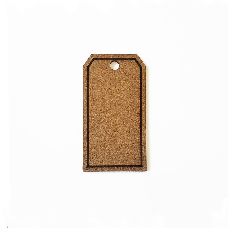 Cork Gift Tags [for Enamel Pins]