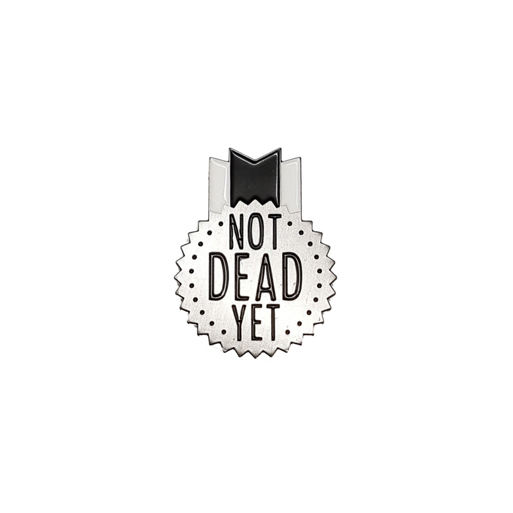 Not Dead Yet [Silver Variant]