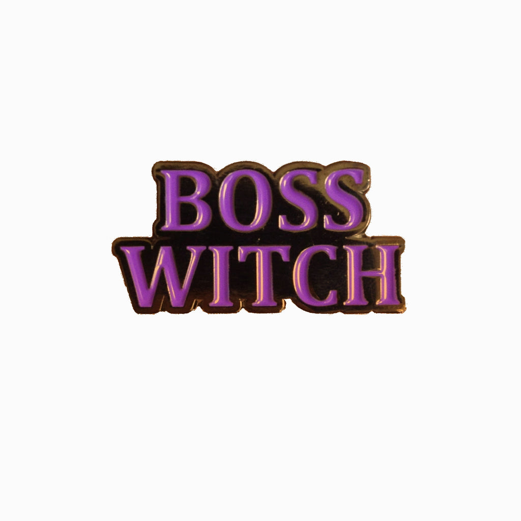 Boss Witch [LE Pin]