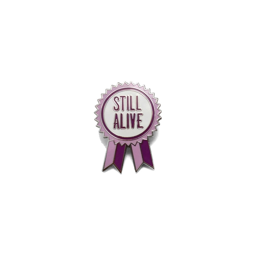 Still Alive [Limited Edition Purple Variant]