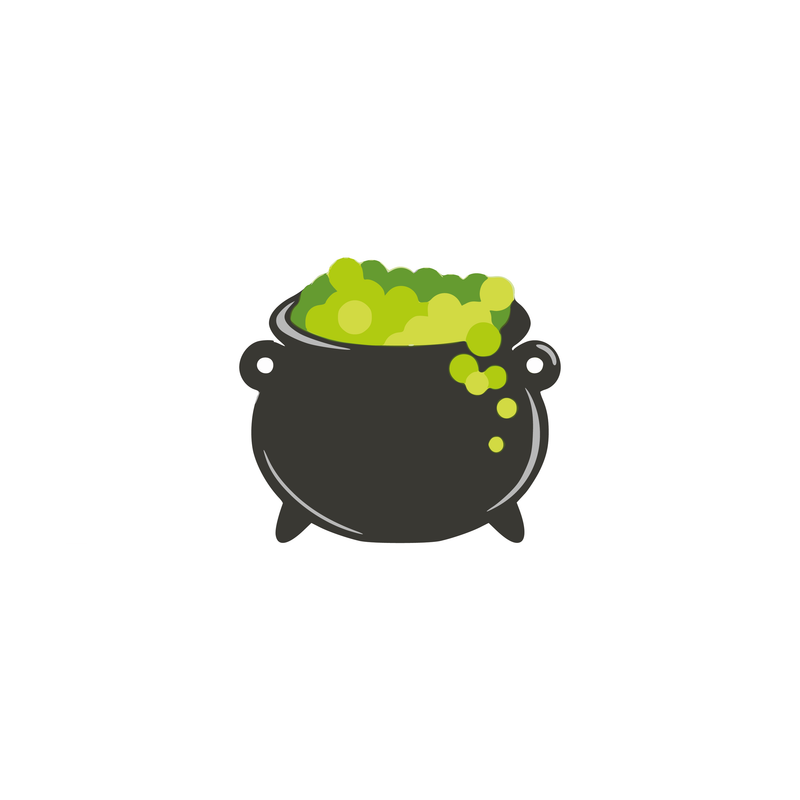 Cauldron [Green]