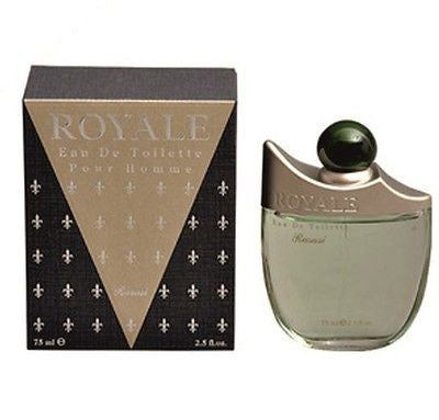 Rasasi Royale Black EDT Perfume for Men 75 ml - GottaGo.in