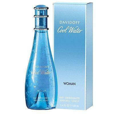 Davidoff Cool Water Deodorant for Women 100 ml