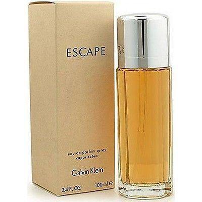 Ck Escape EDP Perfume by Calvin klein for Women 100 ml - GottaGo.in