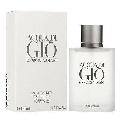 Armani Acqua Di Gio EDT Perfume for Men by Giorgio Armani 100 ml - GottaGo.in