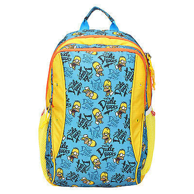 YOLO Blue Backpack / School Bag by President Bags - GottaGo.in