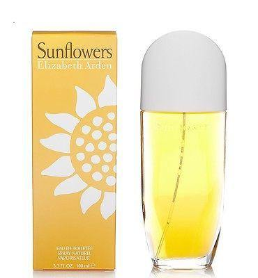 Elizabeth Arden Sunflowers EDP Perfume for Women 100 ml - GottaGo.in