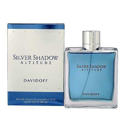 Davidoff Silver Shadow Altitude Men EDT Perfume 100 ml - GottaGo.in