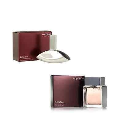 Ck Euphoria by Calvin klein EDT Perfume for Men and EDP Perfume for Women (100+100) = 200 ml - GottaGo.in