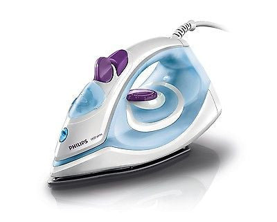 Philips Steam Iron GC1905 1440W Black American Heritage Soleplate with spray - GottaGo.in