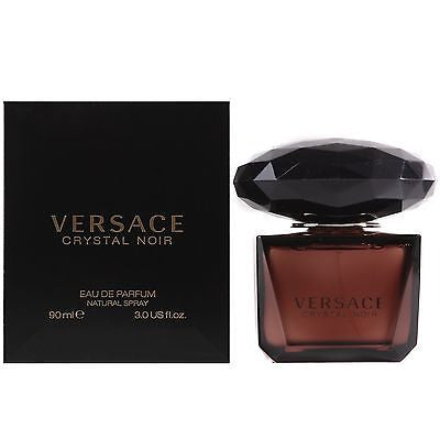 Versace Crystal Noir EDT Perfume for Women (90 ml x 2 pcs.) - GottaGo.in