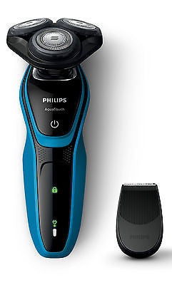 Philips S5050/06 with 5-way Movement Wet & Dry Shaver and Pop up Trimmer for Men - GottaGo.in