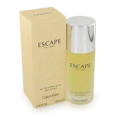 Ck Escape EDT Perfume by Calvin klein for Men 100 ml - GottaGo.in