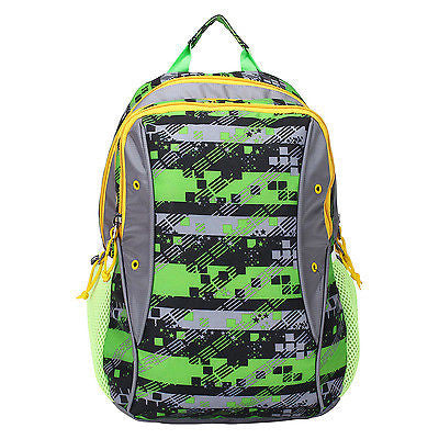 YOLO Green Backpack / School Bag by President Bags - GottaGo.in