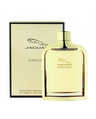 Jaguar Classic Gold EDT Perfume for Men 100 ml - GottaGo.in