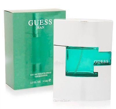 Guess Man EDT Perfume & Guess (Pink) EDP Perfume for Women (Set 2 x 75) 150 ml - GottaGo.in