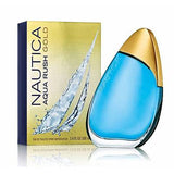 Nautica Aqua Rush Gold EDT Perfume for Men 100 ml - GottaGo.in