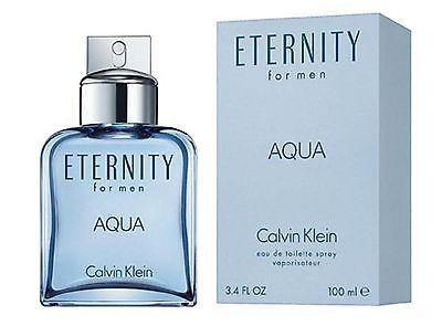CK Eternity Aqua EDT Perfume by Calvin Klein for Men 100ml - GottaGo.in