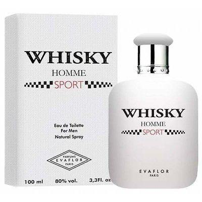 Evaflor Whisky Homme Sport EDT Perfume for Men - 100 ml - GottaGo.in