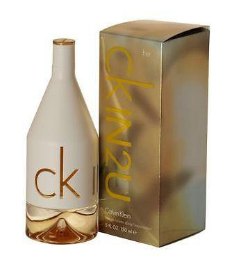 Ck IN2U EDT Perfume by Calvin Klein for Women 150 ml - GottaGo.in