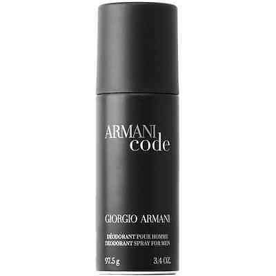 Armani Code Deodorant  by Giorgio Armani for Men 150 ml - GottaGo.in